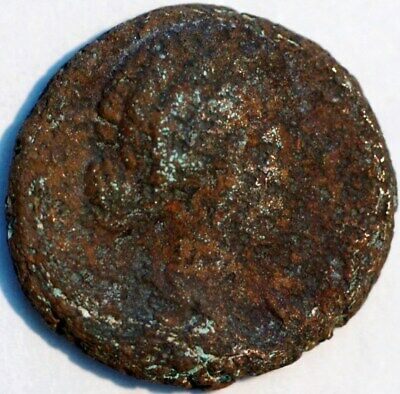 Roman ancient Undetified coin (VL71-L)