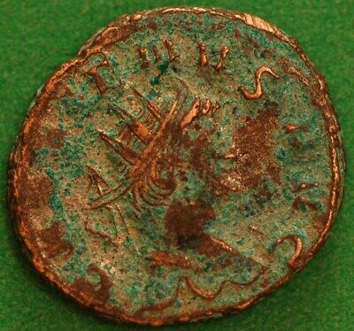 Roman ancient Undetified coin (6KL)