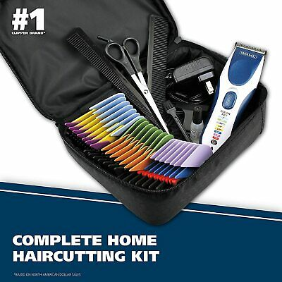Wahl Color Pro 21-Piece Cordless Hair Clipper Set SHIPS TODAY 🚚🚚🚚