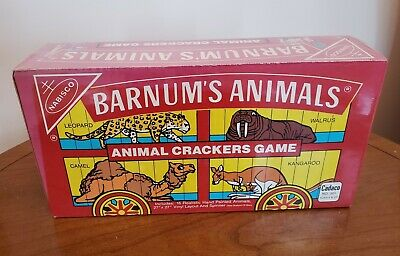 Nabisco / Barnum's Animals collectible