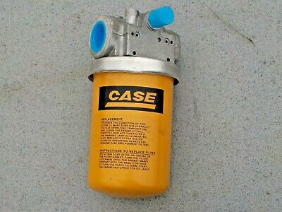 Case 1825, 1825B Skidd Steer Loader Oil Filter Assembly D121629 VAT Included
