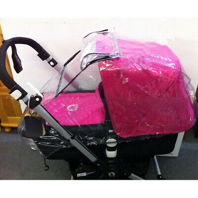 Raincover to Fit Bugaboo Cameleon iCandy Apple Peach Strawberry SilverCross Surf