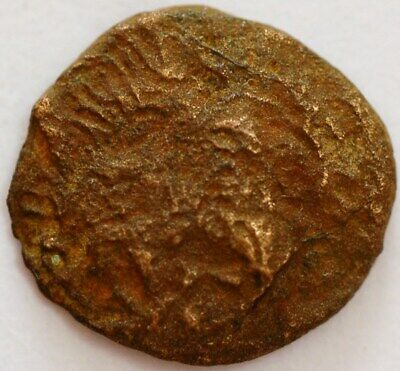 Roman ancient Undetified coin (16QL)