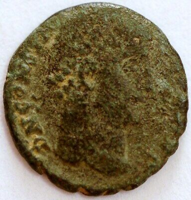 Roman ancient Undetified coin (VL45L)