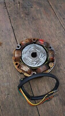 Wipac Alternator Stator and Rotor Triumph Super Cub - 06720