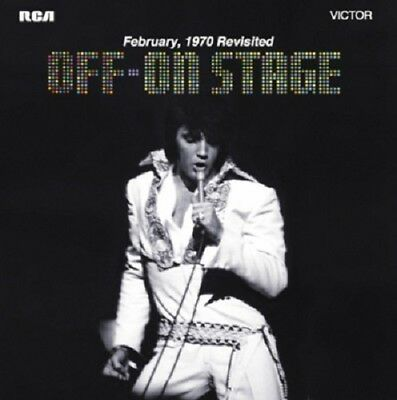 Elvis Presley - Ftd Cd  -  Off-On Stage  -  Ftd Cd