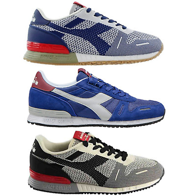 Diadora Titan Mens Trainers 3 Colours RRP £64.99 Most Sizes now £34.99 Clearance