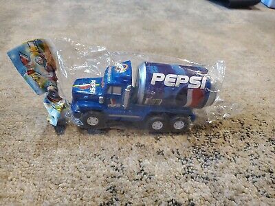 Vintage Toy Pepsi Can Truck