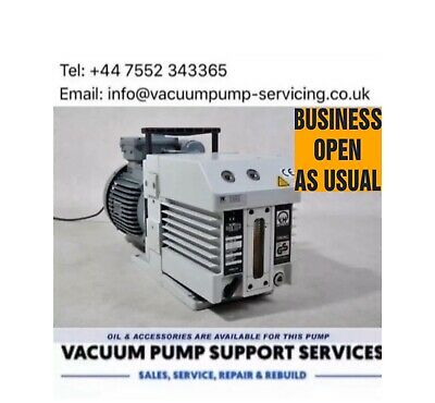 Leybold D16b Vacuum Pump-SERVICED-WARRANTY-£895 INC VAT-Edwards FREE UK DELIVERY