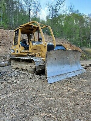 2005 Cat D5G XL Crawler Dozer With Forestry Package!