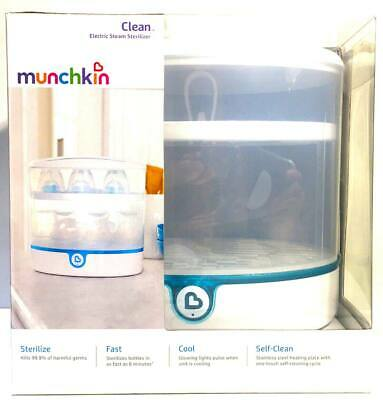 Munchkin Clean Electric Sterilizer MKCL05 - BRAND NEW
