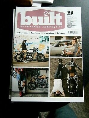 Built Magazine Issue 25 (new) 2019