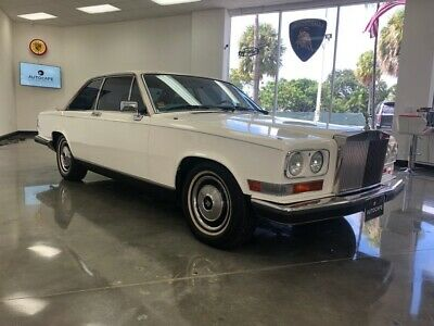 1985 ROLLS ROYCE CAMARGUE  1985 ROLLS ROYCE CAMARGUE,  with 37,000 Miles available now!