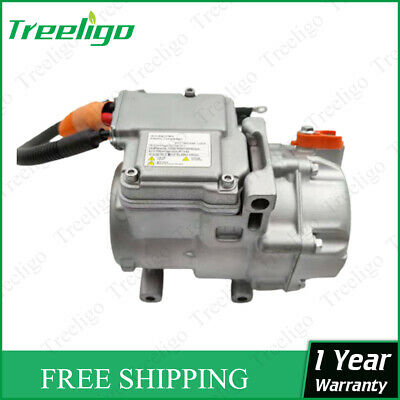 Environmental Protection 12V DC Air Conditioner Electric Compressor