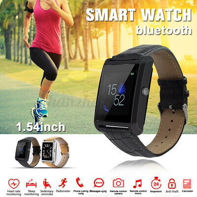 Smart Watch Bracelet Wristband Fitness Tracker Heart Rate Monitor Step Counting