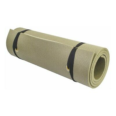 Highlander ELITE XL Sleeping Mat With Brass Eyelets Military Camping Mat Olive