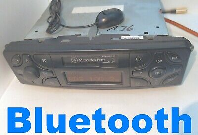 Mercedes Benz car radio Audio10 BE6019 with Bluetooth Hands-free W203
