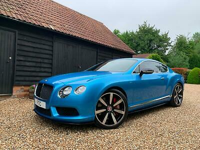 2015 (65) Bentley Continental Gt V8 S [525] S Mulliner Mds Coupe - Very Special