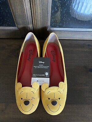 Exclusive Diana Disney Winnie-the-Pooh Shoes