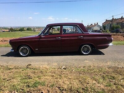 Ford Cortina Mk1 Deluxe,Original And Great Period Spec !!