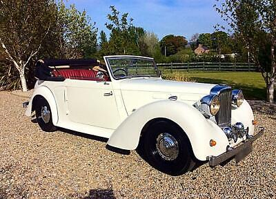Alvis Ta14 Drop Head Coupe - Beautiful British Classic In Lovely Order - Poss Px