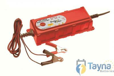 Sterling Power 12V 4A Portable Batterie Charger B124