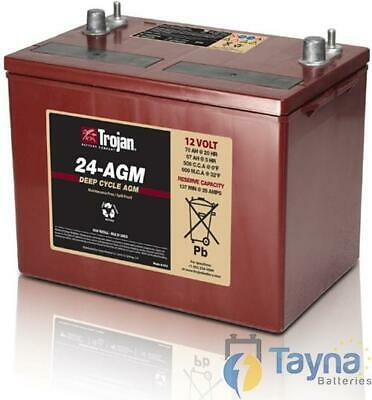 24-AGM Trojan Deep-Cycle AGM Batterie
