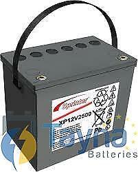 XP12V2500 Sprinter XP Network Batterie