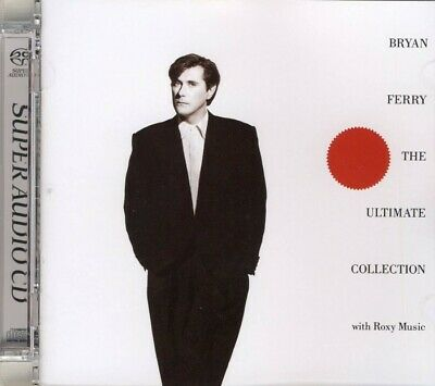Bryan Ferry - The Ultimate Collection+++Hybrid SACD ++++NEU+++OVP