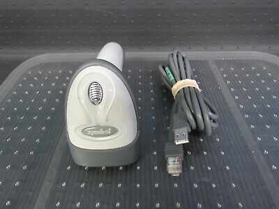 Symbol LS2208-SR20001 Handheld Barcode Scanner with USB cable