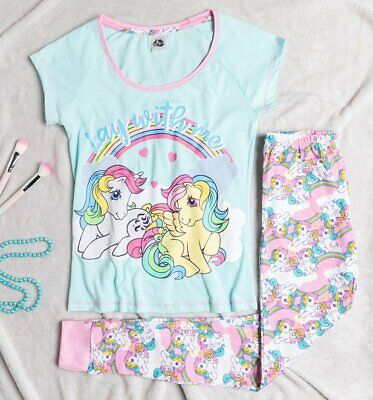 Official Women's Lay With Me My Little Pony Pyjamas