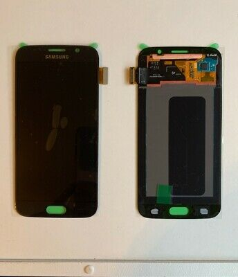 NEW Samsung Galaxy S6 Touch Screen LCD(OLED) Display - Black