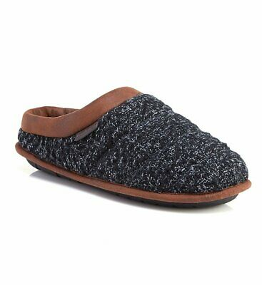 Dearfoams 80353 Quilted Clog Slipper With Memory Foam