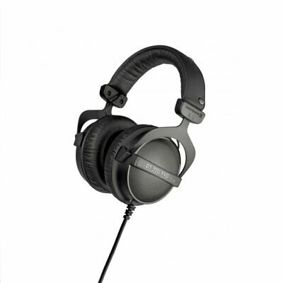 beyerdynamic DT 770 Pro 32 Ohm Studio Reference Headphones Closed Back Black