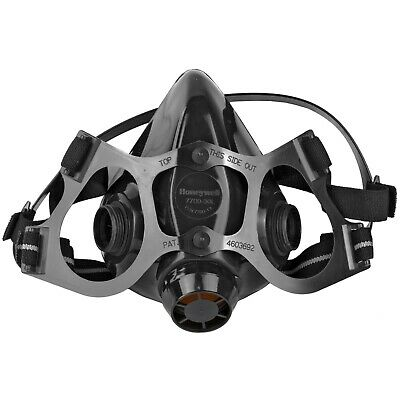 Honeywell Safety Half-Mask Med-Grade Silicone Respirator | Small | 770030S