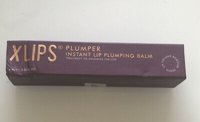 XLIPS LIP PLUMP SERUM – 6 ML, Exp 16/05/2022, New Sealed Box