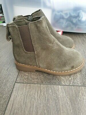 Infant Boys River Island Mini Boots Size 5