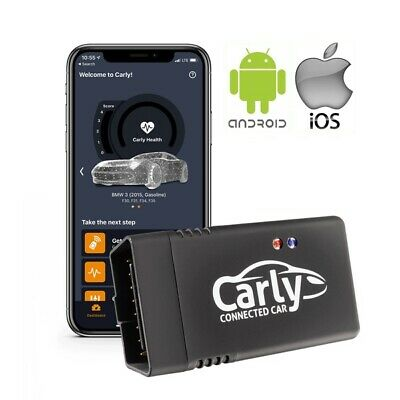 Carly Universal GEN 2 OBD Car Engine Fault Code Diagnostic Reader Adapter