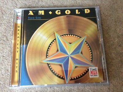 Rare Time Life AM Gold Radio Gems CD (1998)
