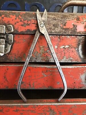 R MATHER & SON A.M 1959 Tin Snips Vintage Air Ministry