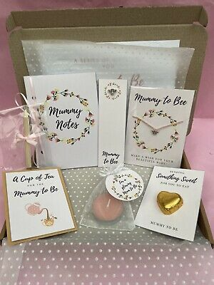Mum To Be Gift Box Personalised Pregnancy Gift Set Baby Shower Gift New Mum