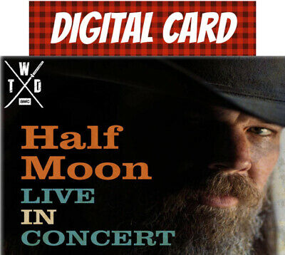 Topps Card Trader Twd The Walking Dead Album Cover Half Moon Concert 2020