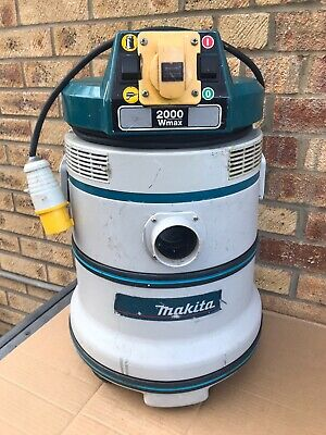 MAKITA 440 WET AND DRY VACUUM HOOVER 110V - dust Extractor 2000w max