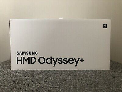 Samsung HMD Odyssey+ Virtual Reality Headset with 2 Controllers *IN HAND*