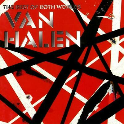 VAN HALEN - THE BEST OF BOTH WORLDS 2CDs (New) Rock David Lee Roth Best of Hits