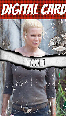 Topps Card Trader Twd The Walking Andrea Standard Torn Wave 1 2020