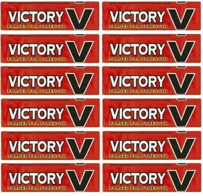 VICTORY V LOZENGES 6 x 36g PACKS TRADITIONAL OLDER STYLE RETRO SWEETS CANDY