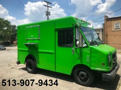 Tiger King Orange Food Truck -Equipped W Nsf Commercial Equipment - Send Offer