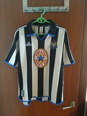 Camiseta Newcastle 1999_2000
