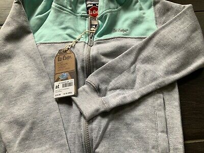 Lee Cooper Hoodie, age 9-10 years, brand new with tags